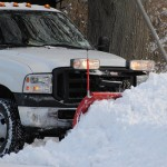NY snow plow contractor